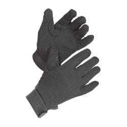 Shires Unisex Newbury-handskar för vuxna XS Svart Black XS