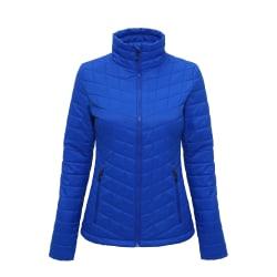 Tri Dri Womens Ultralight Thermo Quilt Jacket XS Royal Royal XS
