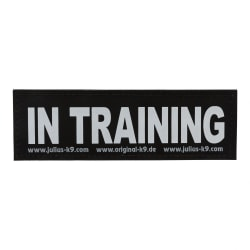 Trixie I utbildning Julius-K9 Patch (2-pack) S Svart Black S