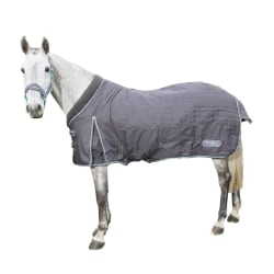 Whitaker Ottowa Roll Neck Horse Stable Rug 7´ Grey Grey 7´