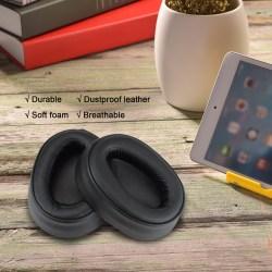 Ett par hörlurshylsor passar H900N och WH-H900N dark grey