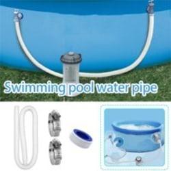 2st Pool Filter Slang Byte av slang för pool