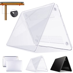 """MacBook Pro 13,3 """" CASE A2251 COVER M1 Hårt skalskal white"""