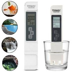Digital LCD tds & ec meter Ph tester akvarium övervakning jordtest