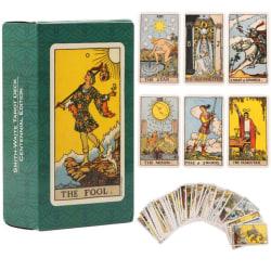 tarotkort - 78st Vintage Smith-Waite Rider Tarot Original Game SMITH WAITE TAROT