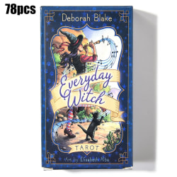 78st Tarot of Everyday Witch Board Game Party Tarot Deck