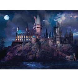 Hogwarts-pussel 1000-bitars pussel Harry Potter leksaksgåva