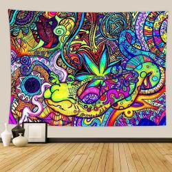 Gobeläng hippie vägg hängande - filt hem konst dekoration - Ta 200*150cm