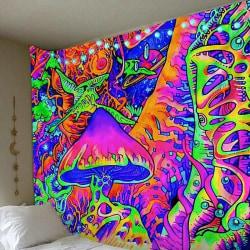 Gobeläng vägg hängande hippie överkast _ kasta filtar Böhmen 200*150cm