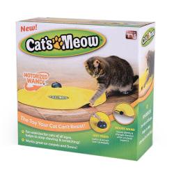 Katt husdjur leksak undercover mus panik mus