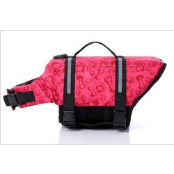 Flytväst för hundar säkrare väst badjacka flytväst XL