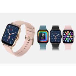 Smart Watch - Aktivitetsarmband Y20 med många funktioner Svart one size