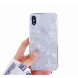 Shellskal till iPhone 6+/6S+  Vit