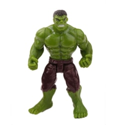 10 / 30CM Avengers Figure Super Hero Incredible Action Figure Doll Hulk 10cm