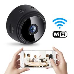 Mini Camera Cam WiFi Liten trådlös video för bilens hemmakontor