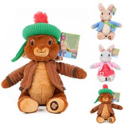 30 cm alla hjärtans dag Peter Rabbit plyschdocka mjuk leksaksbarngåva Peter Rabbit