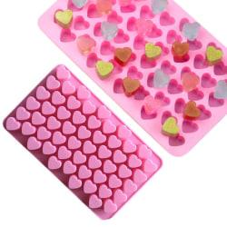 55 Hålighet Silikonformfack Candy Sticks Biscuit Baking Tool