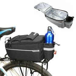 Cykelstol Bakväska Pack Cykelhållare Stabil Verktygssport black