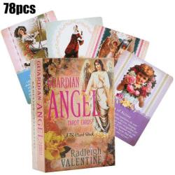 Guardian Angel Tarot Cards Valentine Tarot Decks Cards Ställer in spel