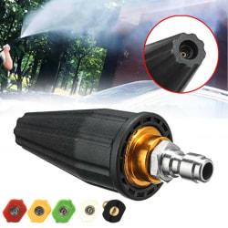 Adapter för högtryckstvätt / 3600 PSI Turbo-spraymunstycke