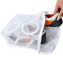 Tvättpåse Skor Tvättnät Sneakers Skyddsväska
