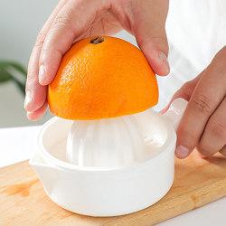 Manuell citruspress för apelsiner Citronfruktpress