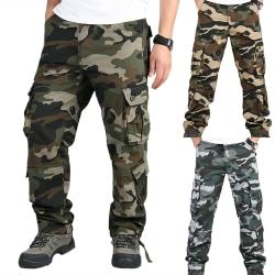 Militärbyxor Tactical Army Style SWAT Camo khaki 42