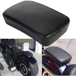 Motorcykel bakdyna sittdyna 8/6 sugkoppar läder 8 suction cups