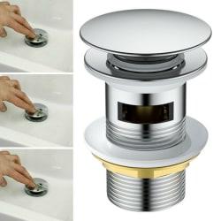 Pop-up handfat Badrumshandfat Tryckknapp Click Clack Plug Kit