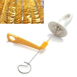 Potato Twister Tool Manual Cook Maker Kitchen Tool As pics