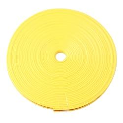 Fälgskydd Gummiskydd Biljustering Max Protectio 1 ENDAST STRIP Yellow