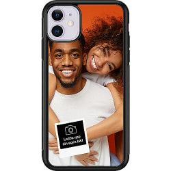 Designa ditt eget Apple iPhone 11 Soft Case (Svart)