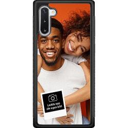 Designa ditt eget Samsung Galaxy Note 10 Soft Case (Svart)