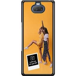 Designa ditt eget Sony Xperia 10 Hard Case (Svart)