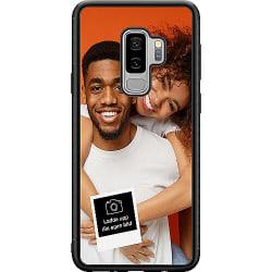 Designa ditt eget Samsung Galaxy S9+ Soft Case (Svart)