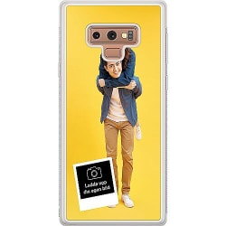 Designa ditt eget Samsung Galaxy Note 9 Mobilskal