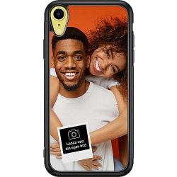 Designa ditt eget Apple iPhone XR Soft Case (Svart)
