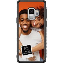 Designa ditt eget Samsung Galaxy S9 Soft Case (Svart)