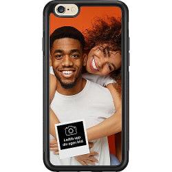 Designa ditt eget Apple iPhone 6 / 6S Soft Case (Svart)