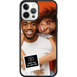 Designa ditt eget Apple iPhone 12 Pro Max Soft Case (Svart)