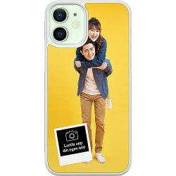 Designa ditt eget Apple iPhone 12 Soft Case (Frostad)
