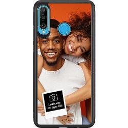 Designa ditt eget Huawei P30 Lite Soft Case (Svart)