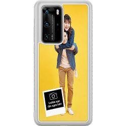 Designa ditt eget Huawei P40 Pro Soft Case (Frostad)