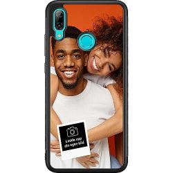 Designa ditt eget Huawei P Smart (2019) Soft Case (Svart)