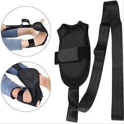 Yogaflexibilitet stretchband Onesize
