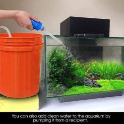 Akvarium Sandtvätt Vattenbytare Akvarium Sandtvätt sug
