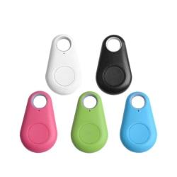 Husdjur Mini Smart GPS Tracker Anti förlorad vattentät Bluetooth-spårning