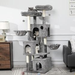 skrapstolpe för stora katter XL 155cm Kattträd och repor