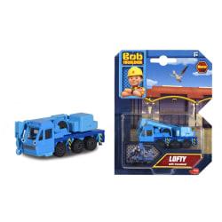 Simba Bob Byggare Builder Metall bil Fordon Kranis Lofty Kran