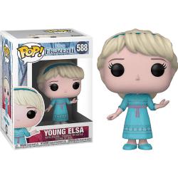 Dinotoys Leksaker POP VinylFigur Disney Frost Frozen Elsa Young